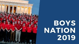 Boys Nation 2019 Highlights