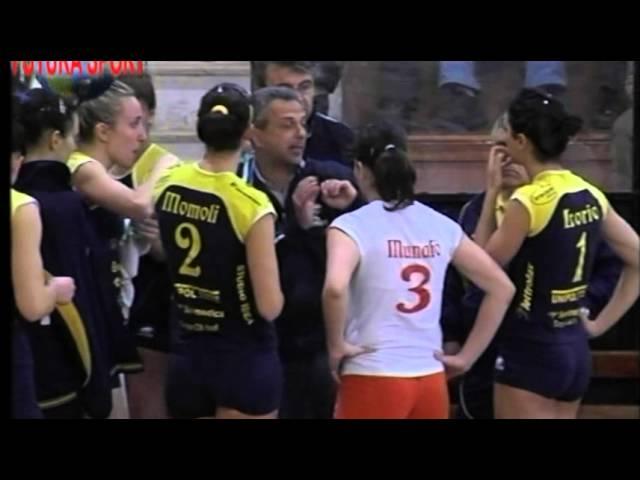 Città di Rieti vs Monterotondo - 1° Set