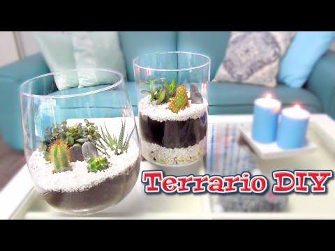 How To Make Your Diy Terrarium Perfect Gift Idea Youtube