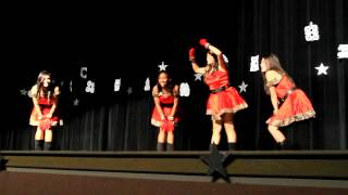 GBHS Mean Girls Jingle Bell Rock