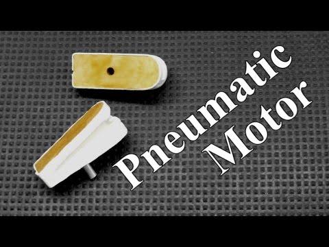 Senior 20 Conductor Installation (3) Pneumatic Motor