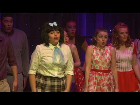 'Good Morning Baltimore'   Northampton College Musical Theatre Students