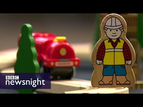 The trolley problem and ethics of driverless cars - Newsnight