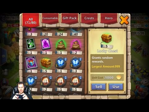 JT'S Free 2 Play Account Hero Cards Need TH16 Base Castle Clash