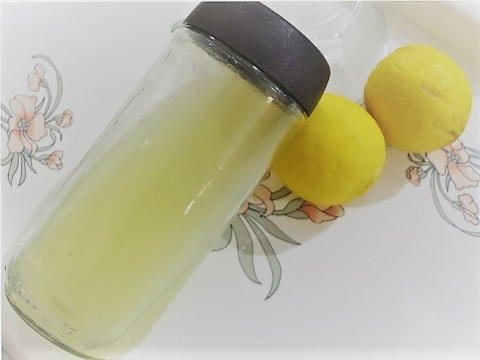 How to Store Lemons Juice | Preserve Lemon Juice | Nimbu Store | निम्बू का रस स्टोर करे Indori Style