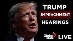 Trump impeachment inquiry moves to House Judiciary Committee | FULL