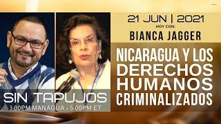 CAFE CON VOZ Luis Galeano Con Bianca Jagger 21-Jun-2021