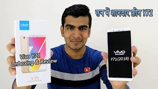 Vivo Y71(2018) Unboxing & Full Review !! HINDI