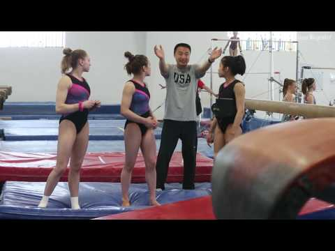 What's it like inside Chow's Gym? Shawn Johnson East knows