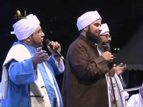 Majelis Rasulullah SAW Habib Ali Al Jufri 2016