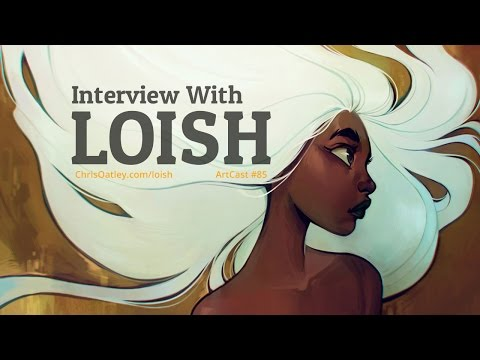 Interview With Loish :: ArtCast #85