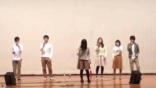 2017年宮崎公立大学EPOCH卒業ライブ.