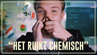 Bastiaan inhales poppers | Drugslab