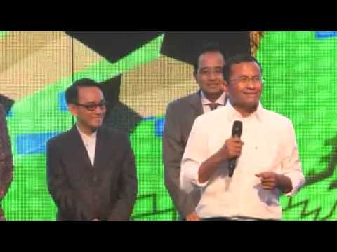 MarkPlus Conference 2013: Marketer of the Year winner announced by Dahlan Iskan