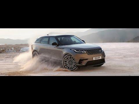 2017 Range Rover Velar [Promo] [Commercial] 레인지 로버 رانج روفر