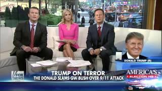 Trump: 9/11 wouldn