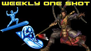 Weekly One Shot: Dynasty Warriors 3: Xtreme Legends