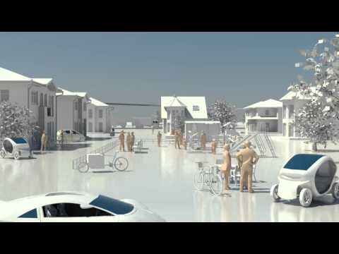 Animation: Transport development and environment