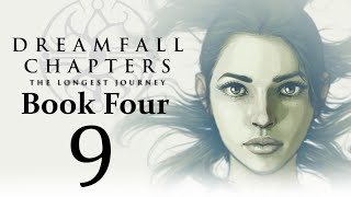 Let's Play Dreamfall Chapters Book Four: Revelations Part 09 - Ge'en