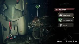 Horizon Zero Dawn: Shell-Walker Fight