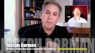 Sholem Aleichem documentary director Joseph Dorman talks to Mr. Media! (2/4)