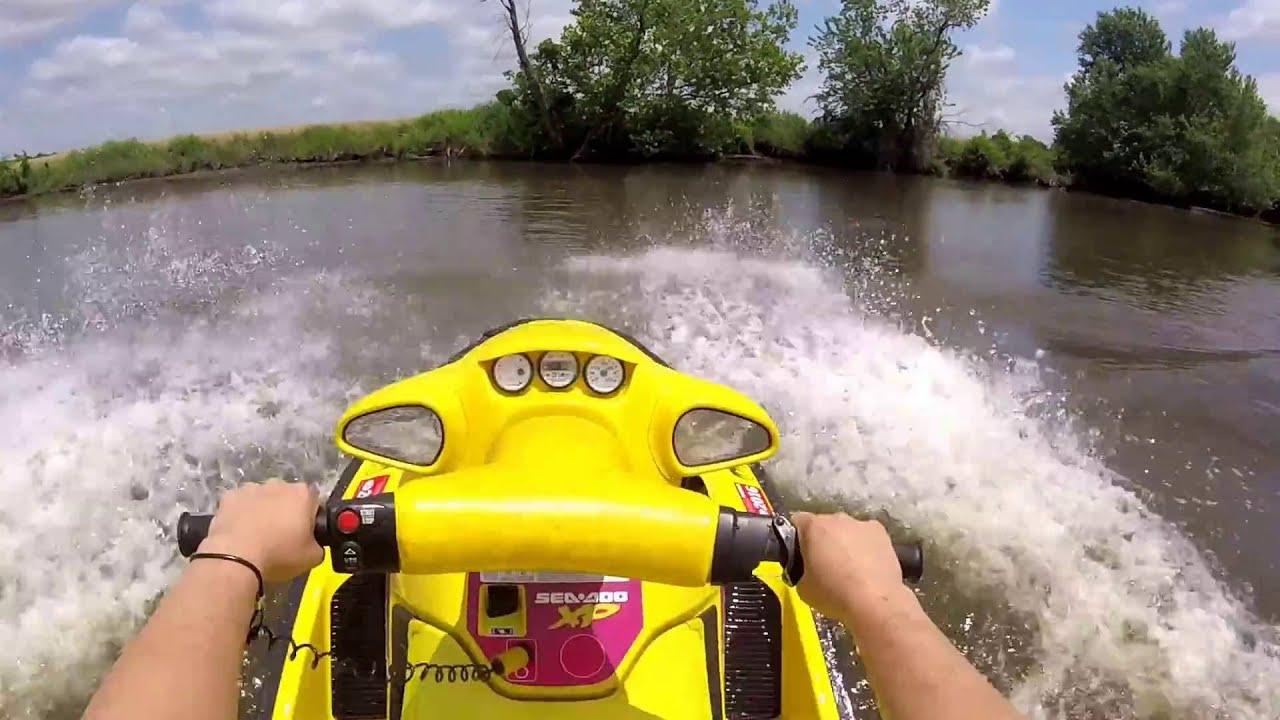 1996 Seadoo Xp >> 1996 Seadoo Xp River Ride