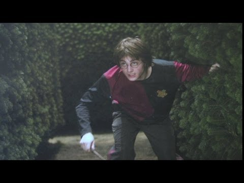 The Third Task - Harry Potter and the Goblet of Fire HD
