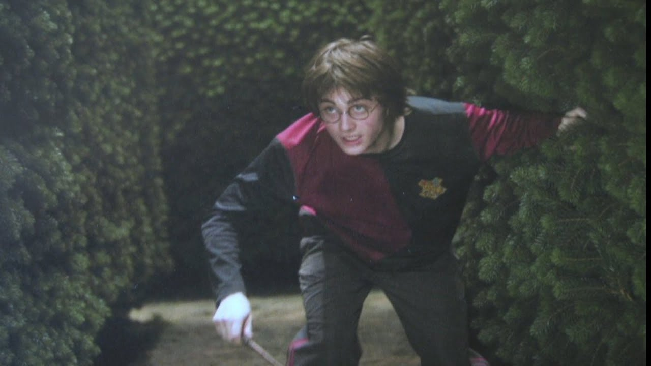 The Third Task - Harry Potter and the Goblet of Fire HD - YouTube