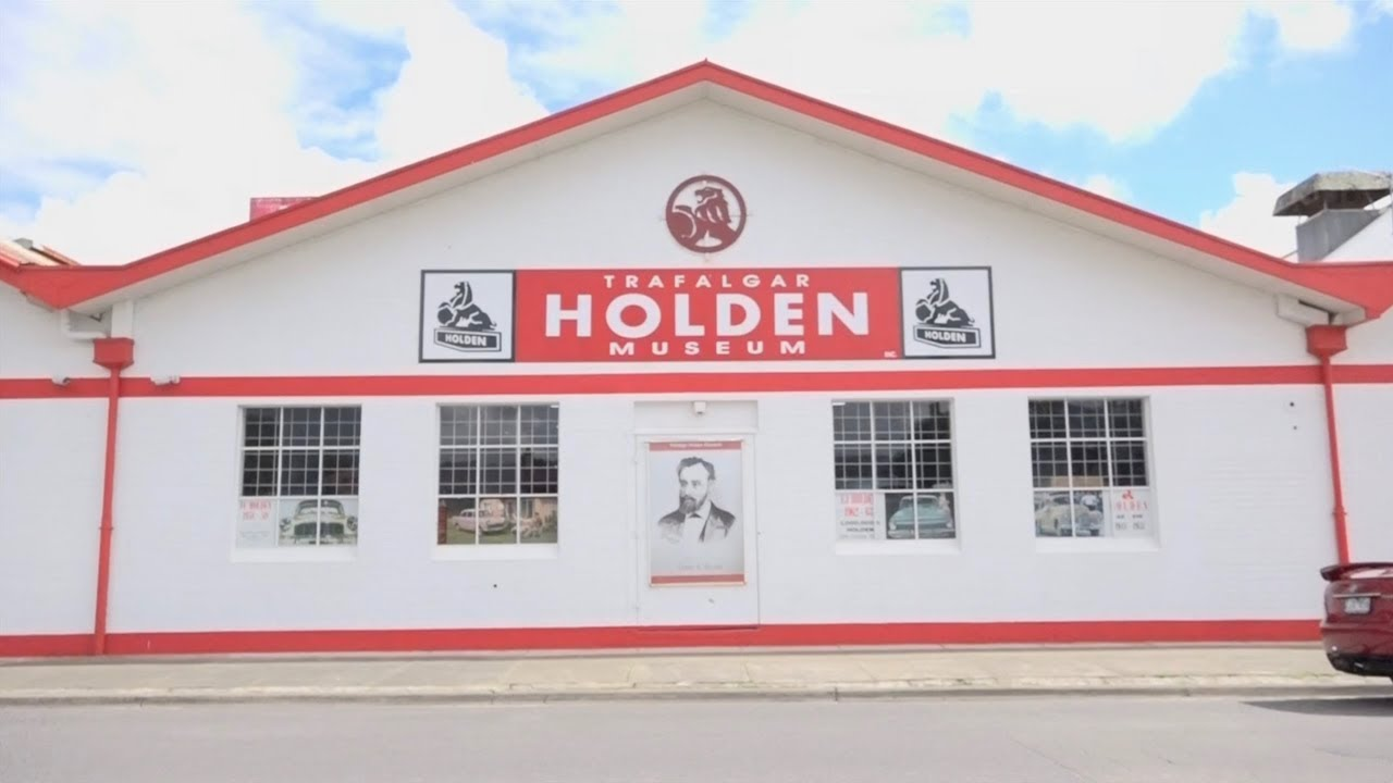 Holden Museum -Trafalgar: Classic Restos - Series 39