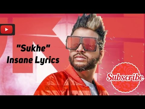Insane (Lyrics) Sukhe - Jaani - Arvindr...