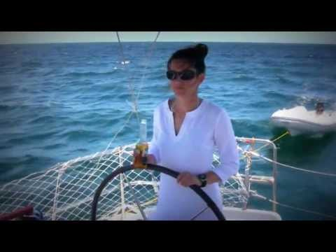 Blazaks Family Sailing Vacation in the BVI with Sunsail - Part 2