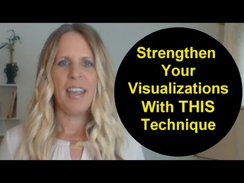 How to VISUALIZE Correctly So You Can MANIFEST FASTER! (POWERFUL Subconscious Mind Technique!)