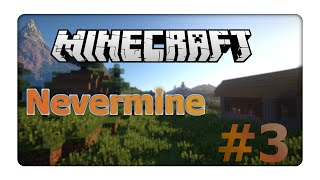 Lets Play Minecraft Nevermine Mod #3 Sneaky durch den Nether  [German] [FullHD] [60FPS]