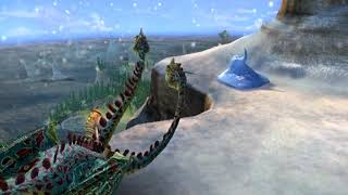 How to Train Your Dragon (PS3) 02 Wild Zone