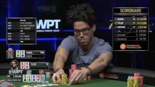 Daniel Weinman Makes An Incredible Call Against Tyler Kenney (Full)