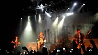 All Time Low Debaser Medis Stockholm Aug 16 2010 Break Your Little Heart