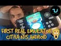 Real 3DS emulator for Android smartphones! Not Fake/Working! EXCLUSIVE Gameplay Citra?