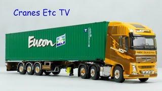 WSI Volvo FH4 + Container Trailer