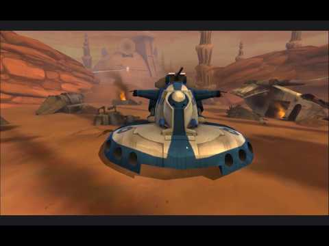 SWGOH - Phase 2 Normal Tank - Droid Jawa Team 2.5 Million Damage