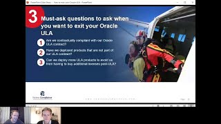 3 must ask questions when you want to exit your Oracle ULA