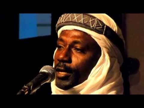 "(I).""Koudede"" Blues.Tuareg people.Niger(country). Moscow June 29 2012"