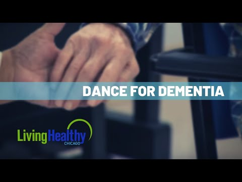 Dance Therapy For Dementia