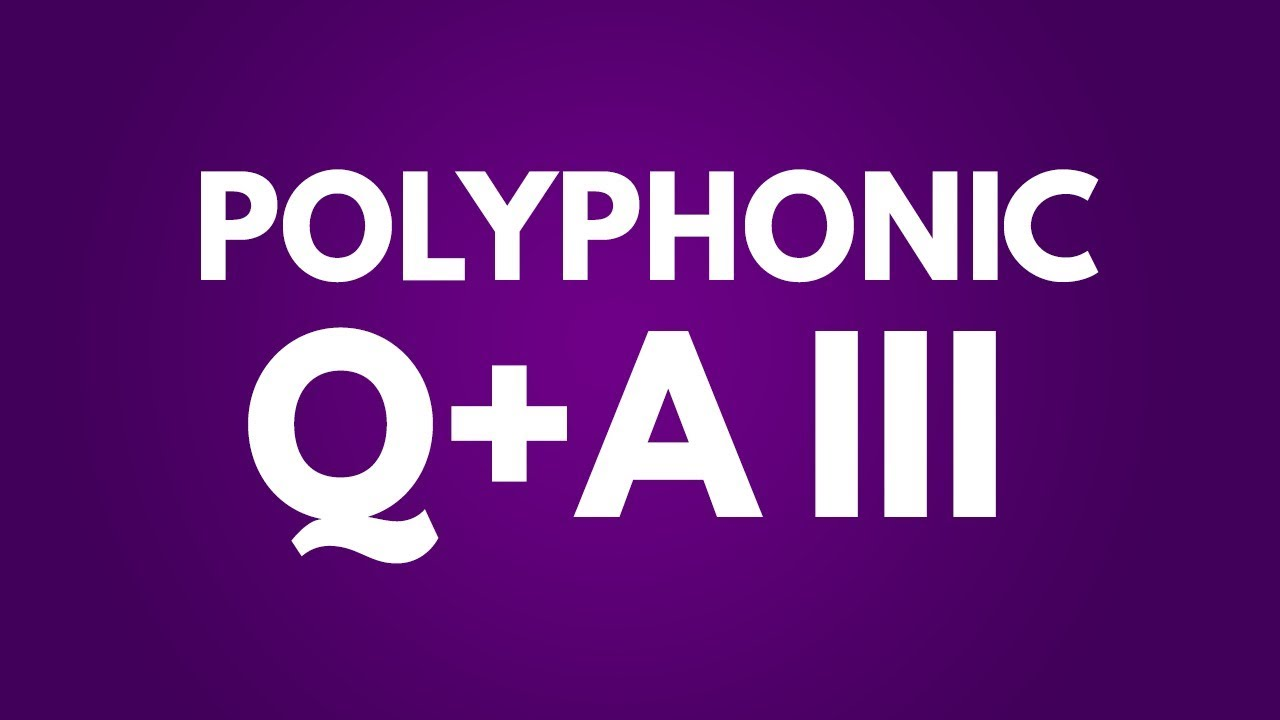 Polyphonic Q&A III: Favorite Lyric, Favorite Supergroup image