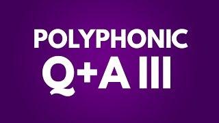 Polyphonic Q&A III: Favorite Lyric, Favorite Supergroup