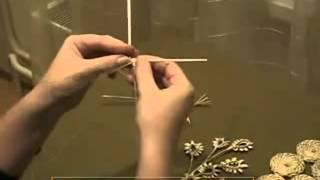 Плетение из соломы Камышик