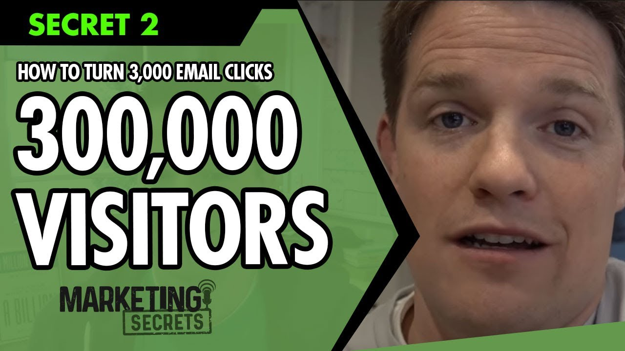 How To Turn 3,000 Email Clicks Into 300,000 Visitors