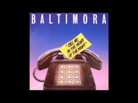 Baltimora  Call Me In The Heart Of The Night 1987