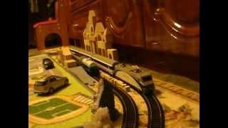 Игрушечный поезд видео(Видео пассажирского игрушечного поезда., 2013-01-05T18:20:34.000Z)