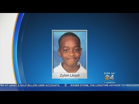 Missing Coral Springs Boy