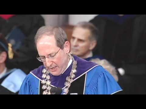 Brandeis President Fred Lawrence's Inaugural Address